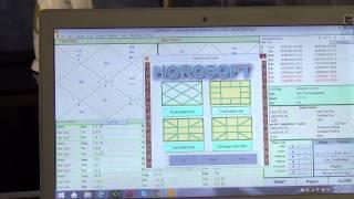 HOROSOFT - Astrology Software screenshot 3