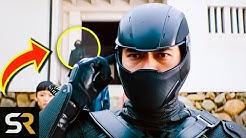 25 Things You Missed In Snake Eyes GI Joe Origins