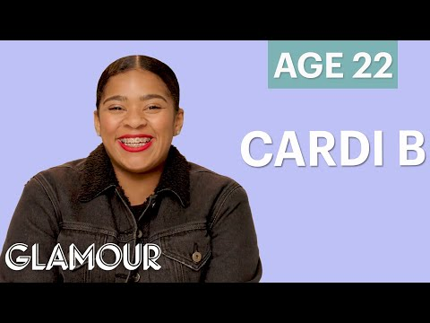 70 Women Ages 5-75: What Celebrity Do You Want to Have Dinner With? | Glamour