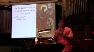 Sermon Video: Pastor Randy Powell - The Good News about Jesus, Acts 8:26-40