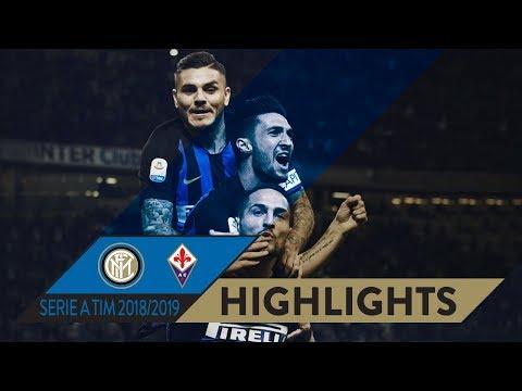 INTER-FIORENTINA 2-1 | HIGHLIGHTS | Matchday 06 - Serie A TIM 2018/19