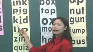 培育(新育)美語教學系列--自然發音02-m.wmv(母音i的拼音練習-2)