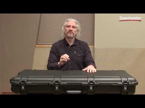 Gator ATA Impact & Water Proof Guitar Case Review by Sweetwater Sound