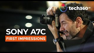 Sony A7c First Impressions: A Modern Retro Hybrid That's Really Fun To Use!