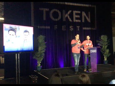 Giftcoin Token Fest San Francisco Presentation