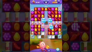 Candy Crush Friends Saga Level 447 NO BOOSTERS - A S GAMING