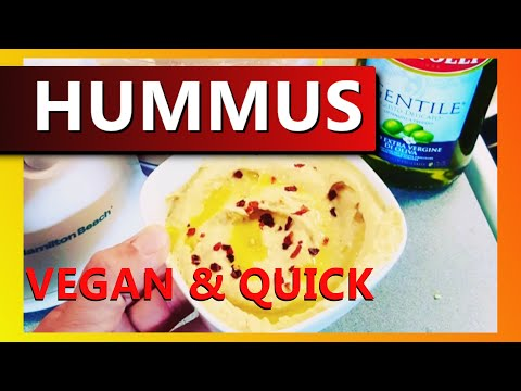 Israeli Hummus Recipe By Isaac Angel