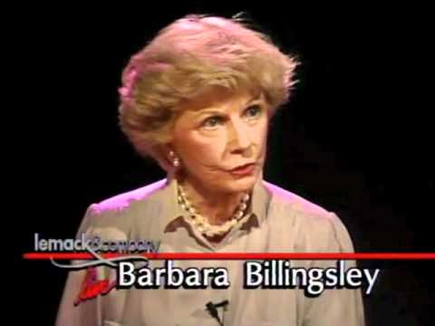 Barbara Billingsley 1991 interview with Brad Lemack (courtesy of RerunIt.com)