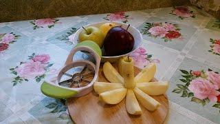 Обзор нож для чистки яблок