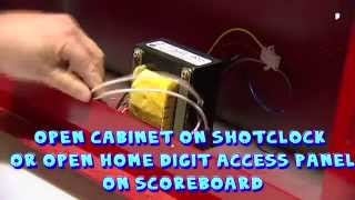Backboard Lights Hardware Kit Installation Video