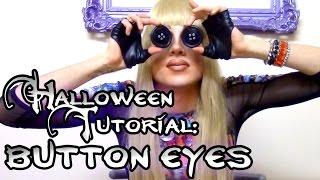 Halloween SFX Tutorial: Coraline Button Eyes