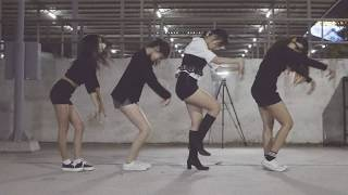 JENNIE - 'SOLO' CHOREOGRAPHY UNEDITED VERSION COVER BY PPP84 DANCE STUDIO