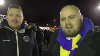 Stoke City 2 - 3 Shrewsbury Town