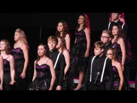Impulse 2017 Wahlert Catholic High School Show Choir
