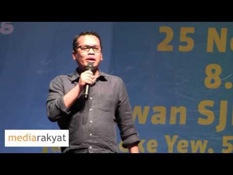 NIk Nazmi: Anwar Ibrahim Adalah 1 Ancaman Yang Cukup Besar Kepada UMNO Barisan Nasional