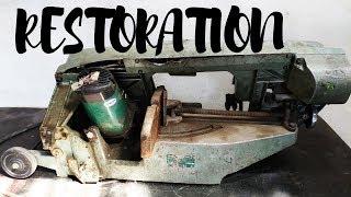 Old Band saw Restoration