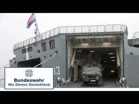 Deutsches Seebataillon auf niederländischem Kriegsschiff: Bundeswehr vertieft Kooperation zu Wasser