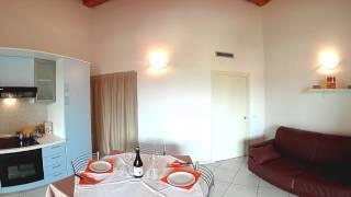 Bungalow Adriatico - Airone Bianco Residence Village a Comacchio, FE, in Emilia Romagna