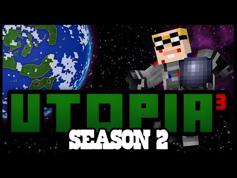 Modded Minecraft: Utopia³ S02 E17 - If only horses were modded to drop poo.