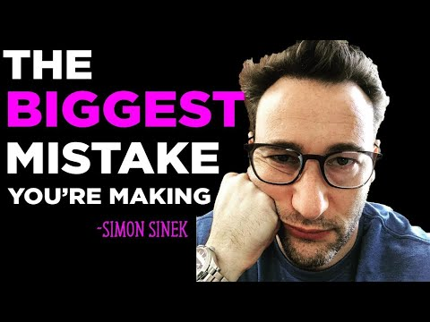 Inside the brilliant mind of Simon Sinek