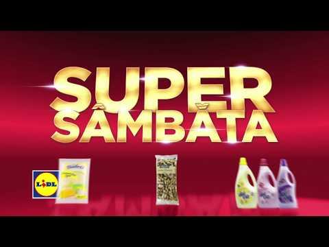 Super Sambata la Lidl • 12 Mai 2018