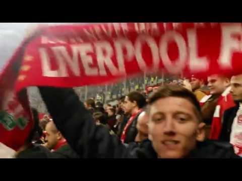 Beşiktaş   Liverpool Penaltı Atışları Liverpooluların Kamerasından