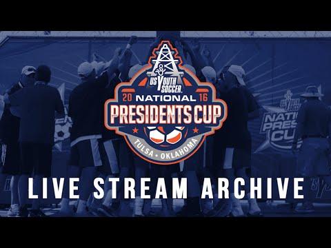 2016 President\'s Cup Final - U15 Girls - West Coast FC vs. FC United - 10:00am - Field 13