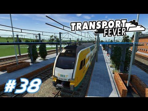 Transport Fever ▶ #38 - ODEG aus Wismar - Deutsch German