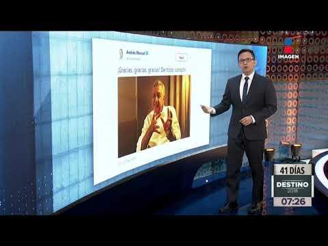 Qué tuitearon los candidatos después del 2do debate   Noticias con Francisco Zea
