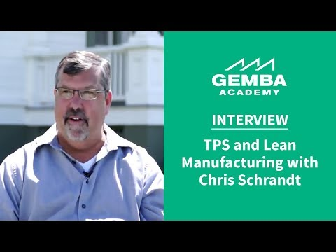 Lean Manufacturing Interview With Former Toyota Quality Manager