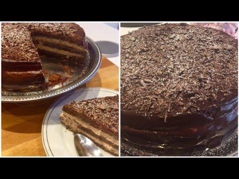 gÂteau-tout-chocolat-idéal-pour-les-anniversaires/-facile.