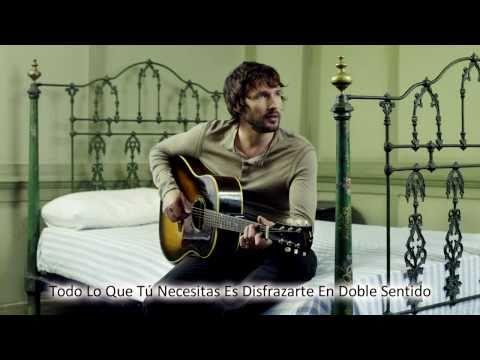 James Blunt - Calling Out Your Name / Subtitulado Al Español