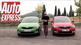 Skoda Rapid Spaceback 2014 Videos
