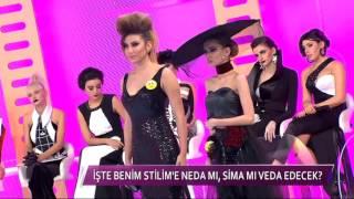 Neda ve Sima Jüri Karşısında - İşte Benim Stilim All Star 78. Bölüm Gala