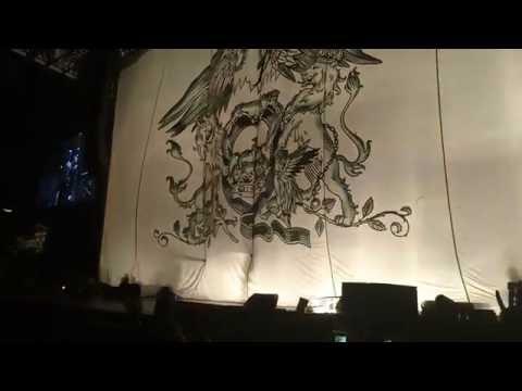 Queen+Adam Lambert Opening Live in Singapore Grand Prix 2016/09/17
