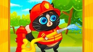 КОТЕНОК БУБУ #14 - Мой Виртуальный Котик - Bubbu My Virtual Pet игровой мультик для детей #ПУРУМЧАТА
