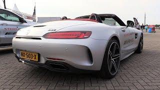 Mercedes-AMG GT C - REVS & ACCELERATIONS!