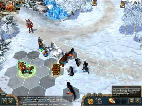 ➜ King's Bounty. Warriors of the North   Walkthrough   IMPOSSIBLE   Part 99  