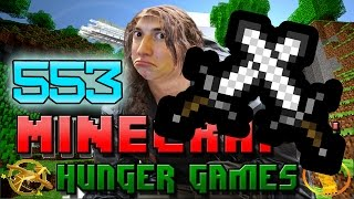 Minecraft: Hunger Games w/Mitch! Game 553 - EPIC LAST KILL!