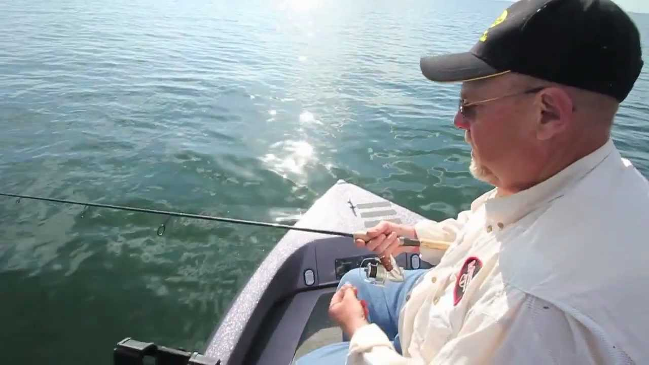 Rigging For Walleyes On Mille Lacs Youtube