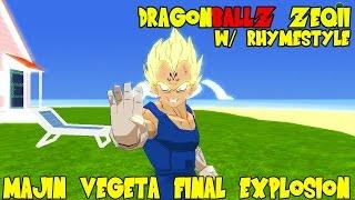 Dragon Ball Z ZEQ2 Revolution: Majin Vegeta