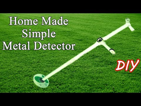 How to Make a Metal Detector At Home Easy Way