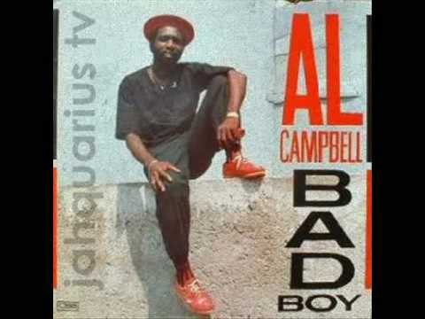 al campbell - the time has come