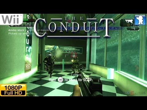 Download The Conduit - Wii Gameplay 1080p (Dolphin GC/Wii Emulator)