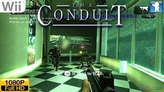 The Conduit - Wii Gameplay 1080p (Dolphin GC/Wii Emulator)