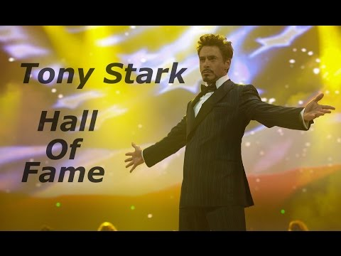 Tony Stark   Hall Of Fame