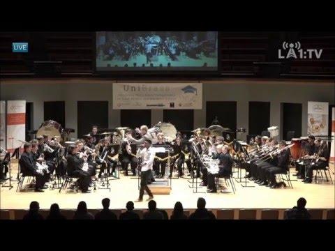 Clash by Simon Dobson (feat. MAC) - Southampton University Brass Band