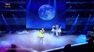 """[FULL HD] Thùy Anh """"Mẹ là tình yêu ngọt ngào"""" Giọng Hát Việt Nhí 2013 - Tập 9 - Liveshow 1 - Phần 8"""