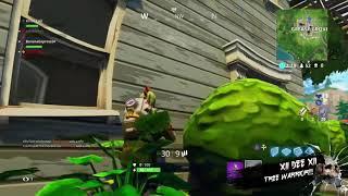 Fortnite tree kills