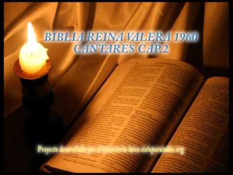 BIBLIA REINA VALERA 1960 CANTARES CAP 2
